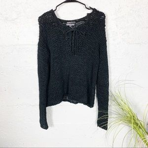 Vince Hand Knitted Sweater
